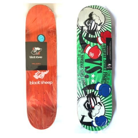 Shape  Skate Black Sheep Green  8.0
