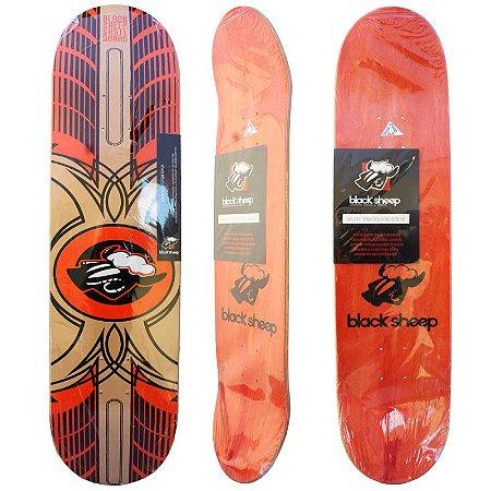 Shape  Skate Black Sheep Orange 8.0