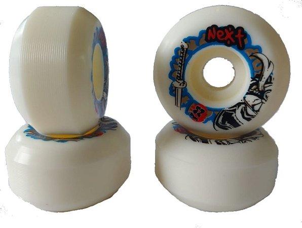 Roda Next Skate 52MM 100A (Jogo 4 Rodas) - Moska