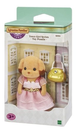 Sylvanian Families Town Grils Series Poodle Toy Epoch 6004