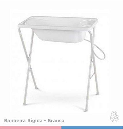 Banheira Rígida sem suporte - Galzerano - Branca