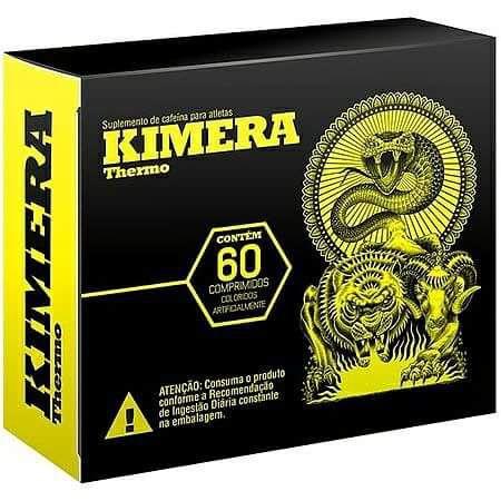 Kimera Thermo - Termogênico 60 Caps - Iridium Labs