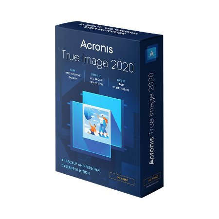 Acronis True Image 2020 - Advanced One year subscription