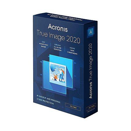 Acronis True Image 2020 - Premium One year subscription