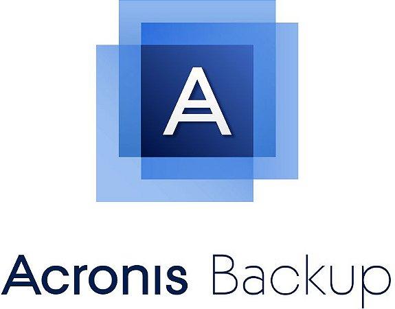 Acronis Cyber Backup 12.5