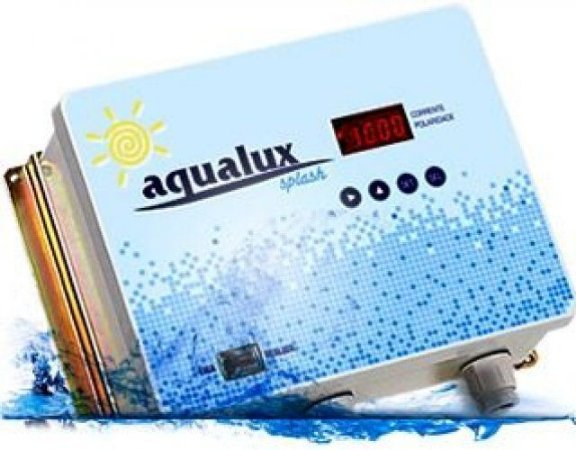 Ionizador para Piscinas - Aqualux - Splash 25 - 25.000 L