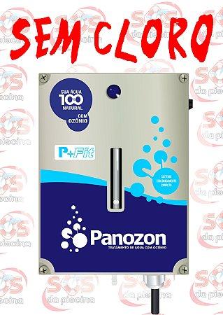 Ozônio - Panozon P+25 FIT -Para Piscinas de Fibra até 25.000 L