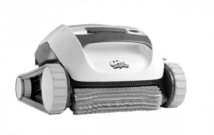 Aspirador para Piscinas - ROBOT E10 - XT5 - Dolphin Sibrape