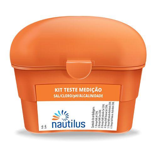 Kit Teste Medição 4 em 1 Nautilus
