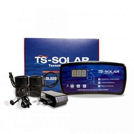 Controlador de Temperatura - Aquecimento Solar - Ecomasol