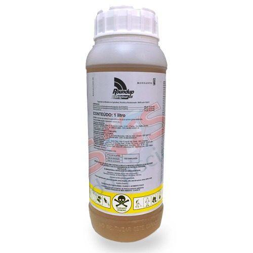 Herbicida Mata Mato Roundup - Original - 1 Litro - Glifosfato