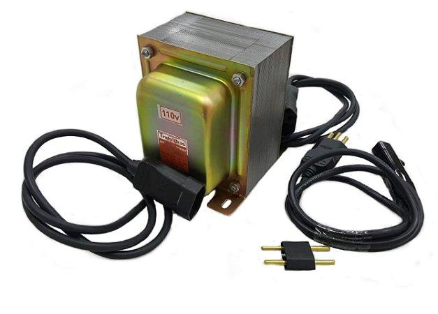 Transformador de Voltagem 2000 VA 1500 W 110/220 V e 220/110 V