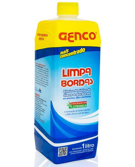 Limpa Bordas - Genco - 1L