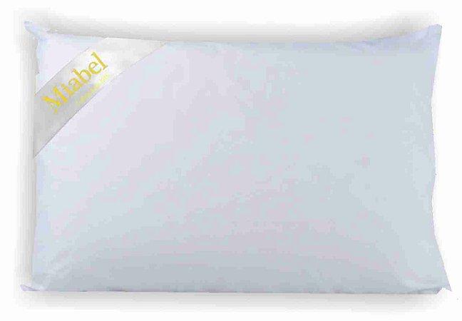 Travesseiro de Baby  Penas de Ganso -Miabel - Penas sem Cabinho - 30 x 40 cm