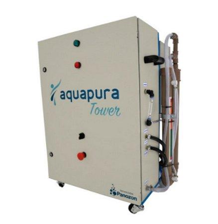 Ozônio - Aquapura Tower 20 - Tratamento para Caixas D´Água - 20.000 Litros