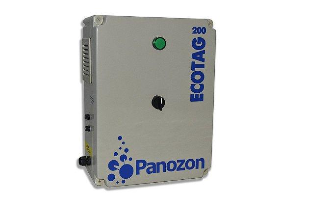 Ozônio - Ecotag 200 - para Poço Artesiano