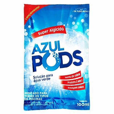 Super Algicida para Piscinas - Azulpods - 50 ML