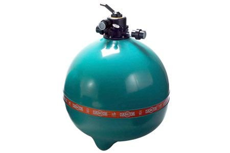 Filtro DFR 30 - Dancor  -  Para Piscinas de Até 147 m³