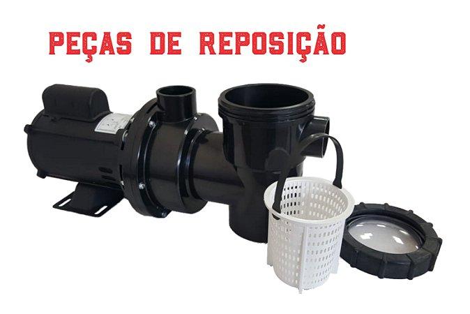Peças de Reposição - Motobomba Com Pre filtro CMB Para Piscinas