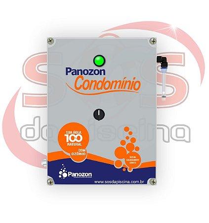 Ozônio Para Piscinas De Condomínio Até 100 M³ - Panozon