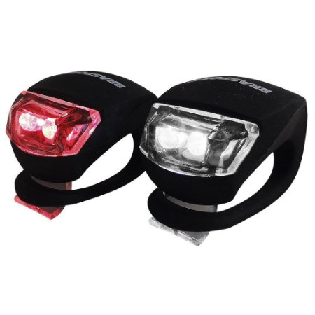 LANTERNA LED BRASFORT BIKE INCL.C/ 2P