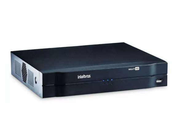 GRAVADOR DIGITAL DE VÍDEO 16 CANAIS MULTI-HD MHDX 1016 INTELBRAS