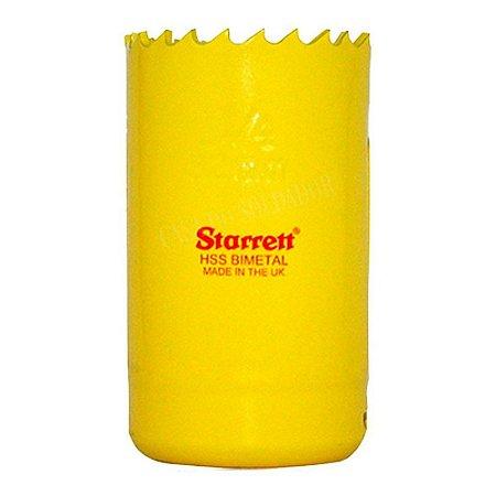 SERRA COPO Aço Rapido  STARRETT  64mm  SH0212