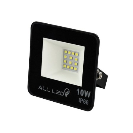 REFLETOR  LED ALL LED IP66 10W 900LM 3000K