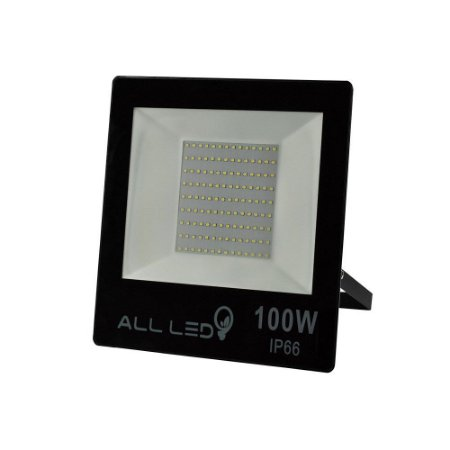 REFLETOR  LED ALL LED IP66 100W  9000 LUMENS  3000K
