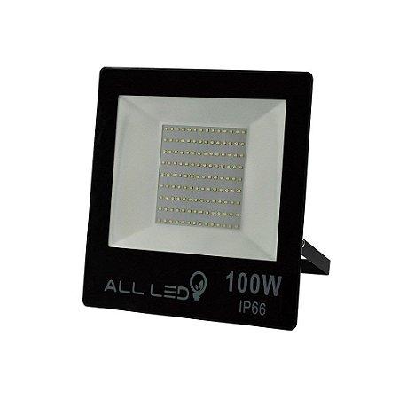 REFLETOR  LED ALL LED IP66 100W  9000 LUMENS  6000K