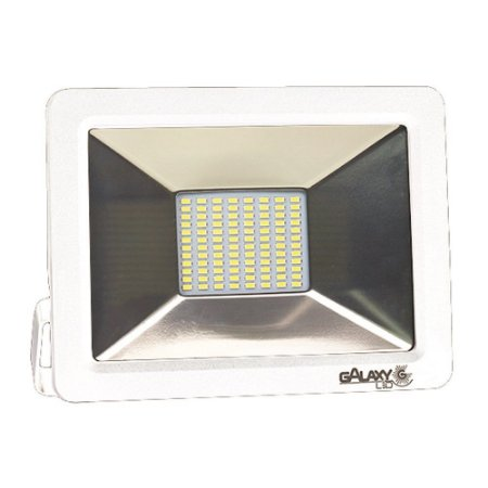 REFLETOR  LED galaxy Branco  50W  3500 LUMENS 3000K