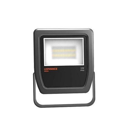 REFLETOR  LED OSRAM PRETO 10W  800 LUMENS 5000K