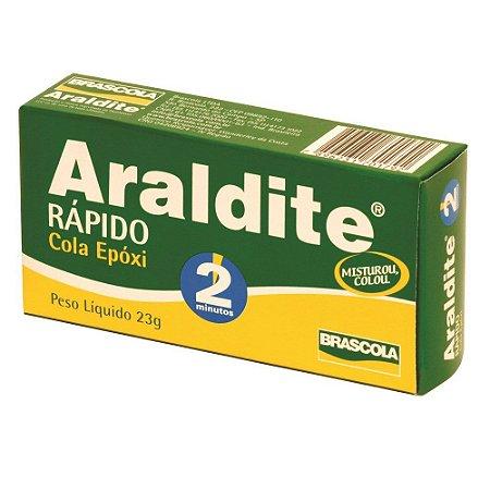 ARALDITE BRASCOLA HELP( 2 min)23g