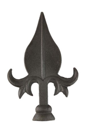 Ornamento Decorativo de Ferro Fundido 18cmx12cm Vênus Victrix