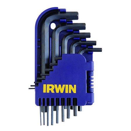 CHAVE ALLEN IRWIN 0,50a3/8  KIT 13 peças