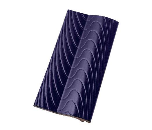 Borda Sithal Azul brilhante   -12 x 25 Cm