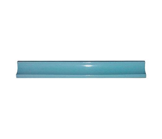 Cantoneira Interna Azul celeste 3,5 x 25 cm