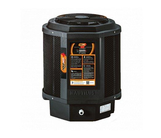 Trocador de Calor - Nautilus - Aquahot  - Black Edition -  AA-15 - 220v