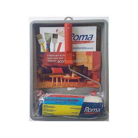 KIT PINTURA ROMA FLEX COM 3 peças 685 04