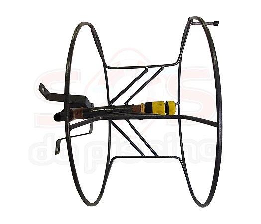 Enrolador de mangueira 25 mts c/ engate rápido