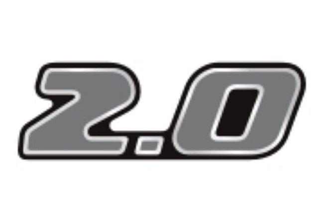 EMBLEMA AUTOMOTIVO - 2.0 - Tracker 2.0 06/09