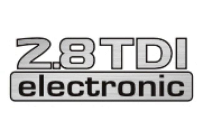 Adesivo Para Frontier - 2.8 TDI ELECTRONIC
