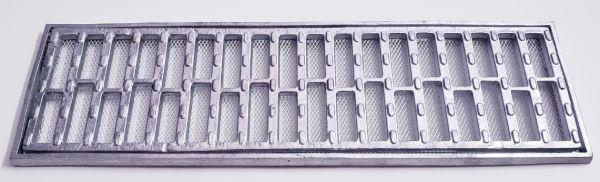 Ralo grelha e porta grelha anti-derrapante tela inseto 15x50