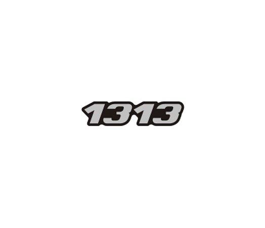 Adesivo Para Caminhão - Mercedes Benz - 1313
