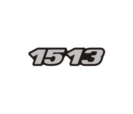 Adesivo Para Caminhão - Mercedes Benz - 1513