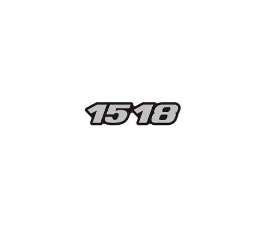Adesivo Para Caminhão - Mercedes Benz - 1518