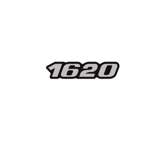 Adesivo Para Caminhão - Mercedes Benz - 1620