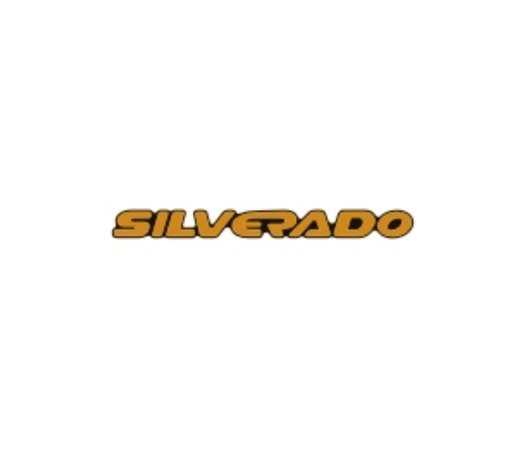 ADESIVO PARA D20 Silverado 99/ - SILVERADO