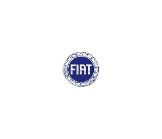 ADESIVO DE CALOTA Linha Fiat - FIAT AZUL RAIADO