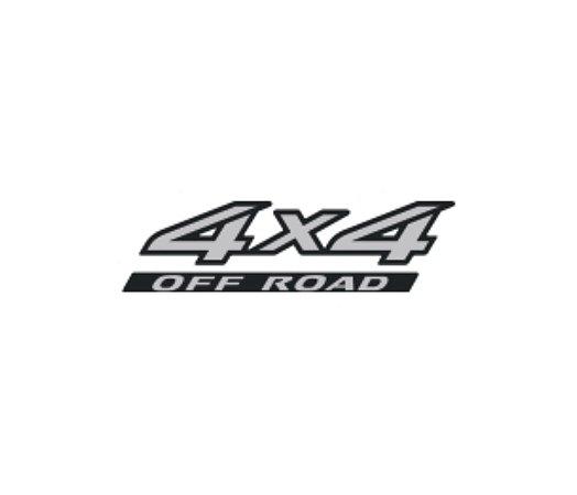ADESIVO PARA Frontier 09/ - 4X4 OFF ROAD
